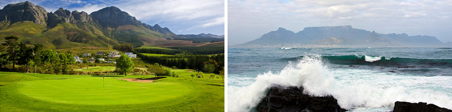 10 Day Cape Town GOlf