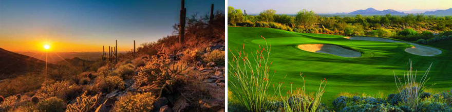 9 Day Scottsdale Golf Package
